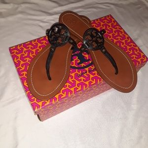 Tory Burch Mini Miller Flat Thongs